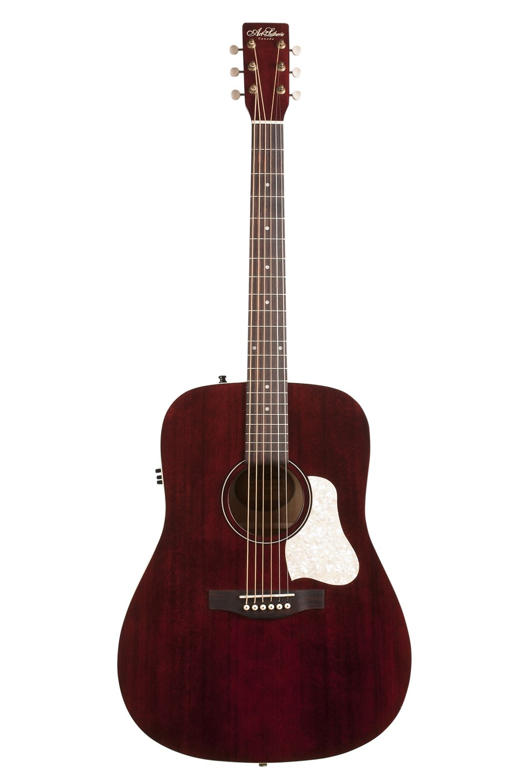 Art & Lutherie Americana Tennessee Red with QIT