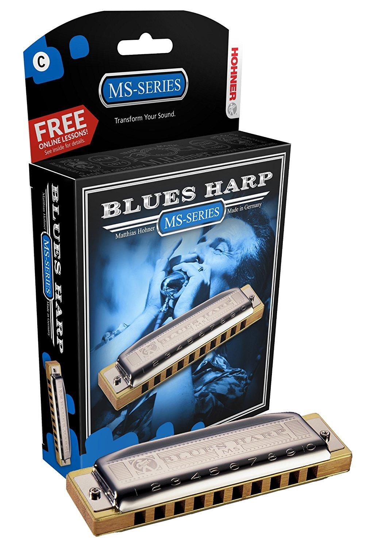 Hohner Blues Harp Harmonica - E