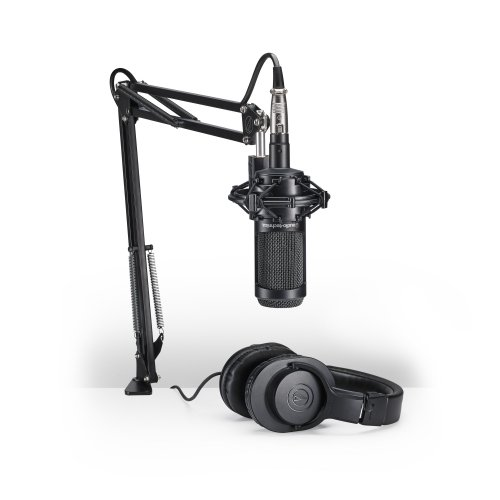 Audio-Technica AT2035 Condenser Microphone Pack