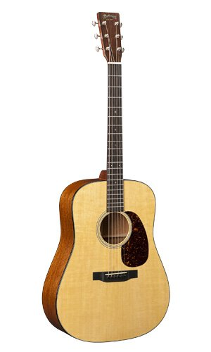 Martin D-18 With Case