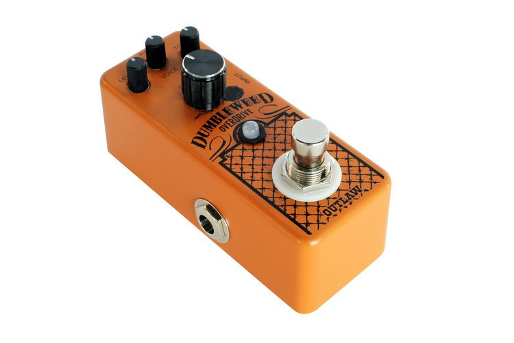 Outlaw Dumbleweed D-style Amp Overdrive Pedal