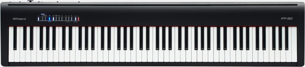 Roland FP30 Piano Black