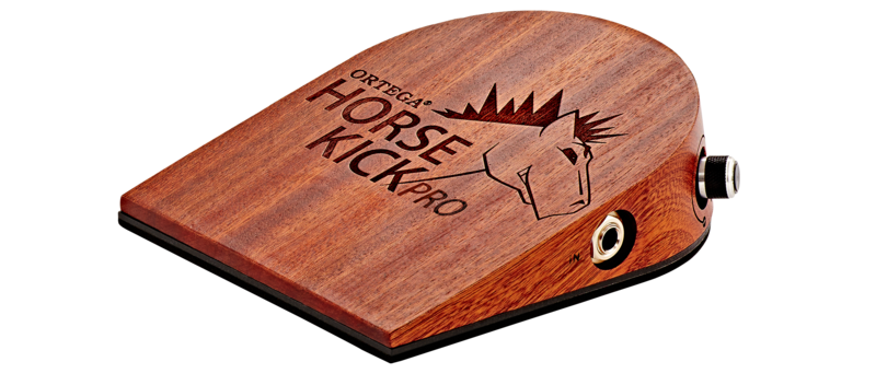 Ortega Horse Kick Pro Percussion Stompbox