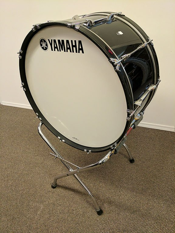 Used 28 Yamaha Bass Drum