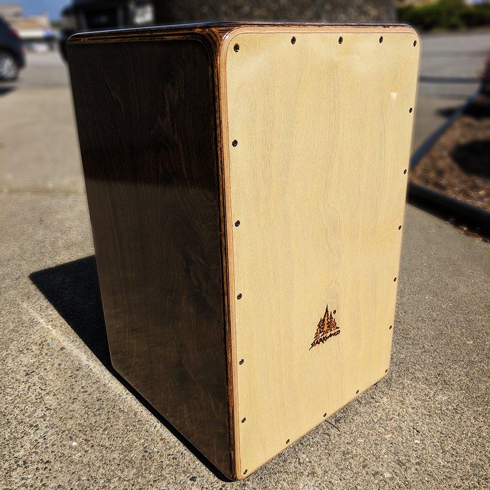 Jacobean Stain Plywood Cajon