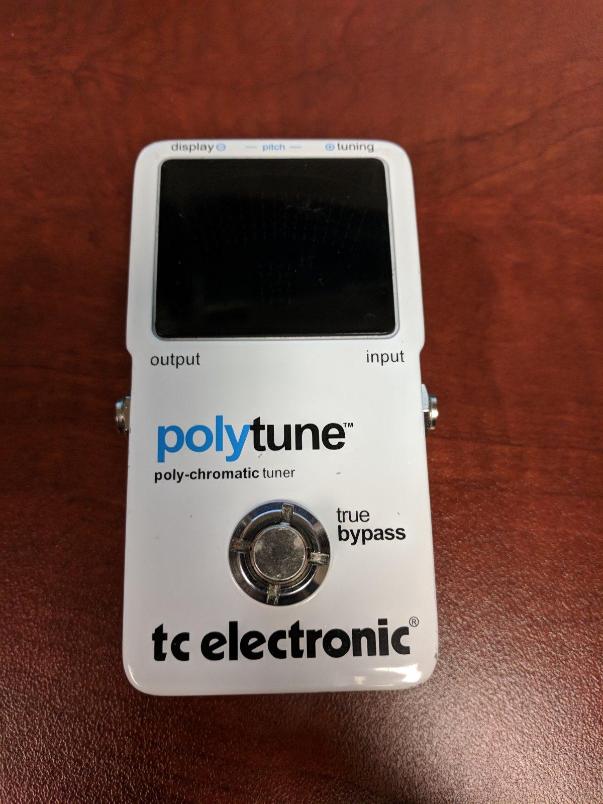 USED TC Electronics Polytune