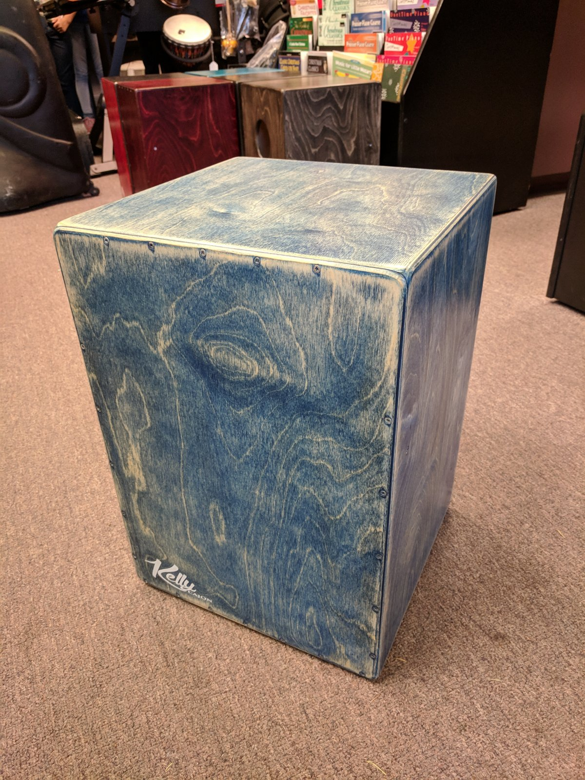 Kelly Cajon