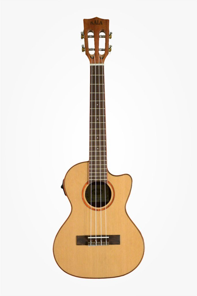 Kala Flame Maple Series - Tenor Ukulele