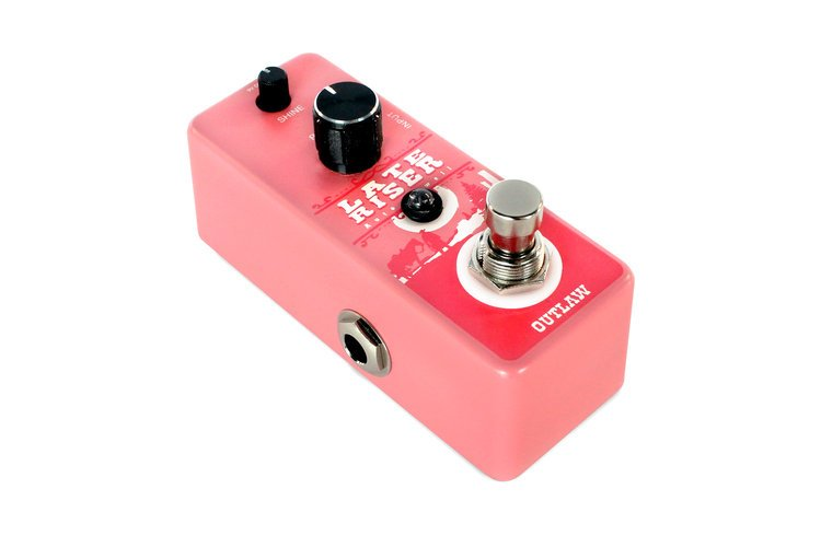 Outlaw Late Riser Auto Volume Swell Pedal