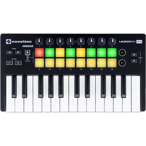Novation Launchkey Mini MkII 25-Key MIDI USB Controller