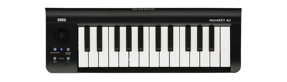 MicroKEY Air - Midi Keyboard