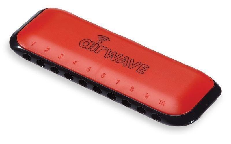 Suzuki Airwave Harmonica - Red