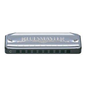 Suzuki BluesMaster Harmonica - D