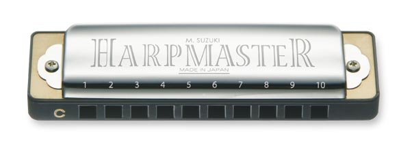 Suzuki Harpmaster - G