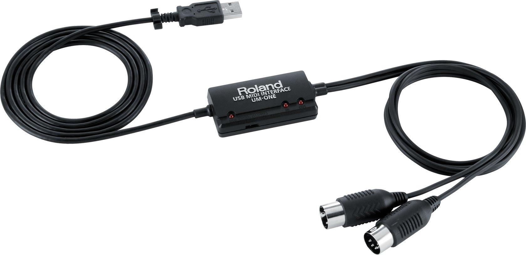 Roland UM-ONE MK2 USB MIDI Interface - OPEN BOX
