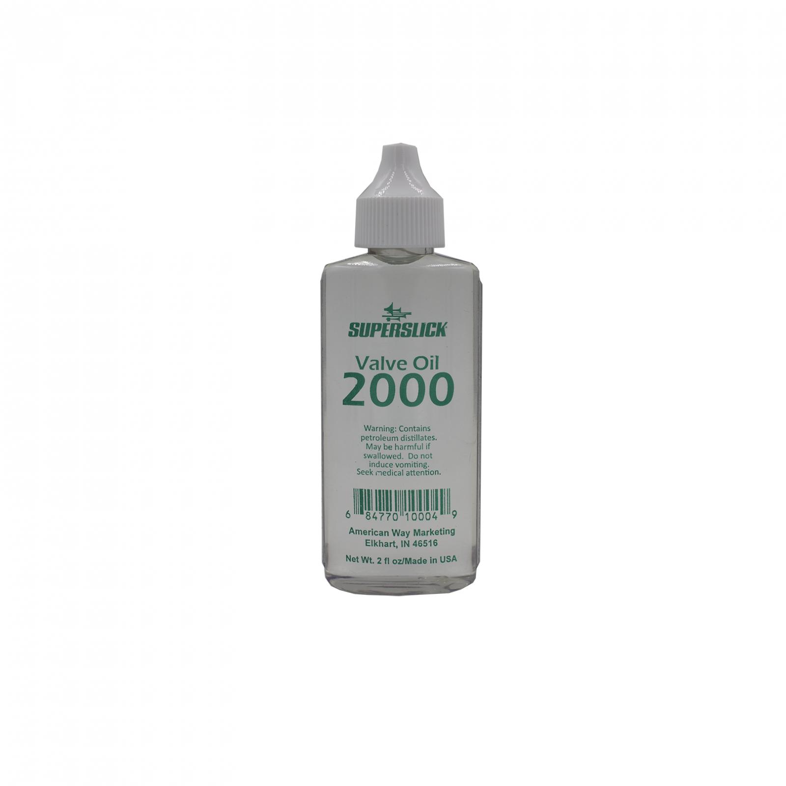 Superslick 2000 Valve Oil