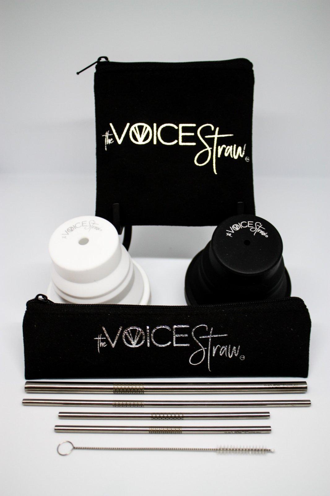 The Voice Straw And Cup Combo Kit