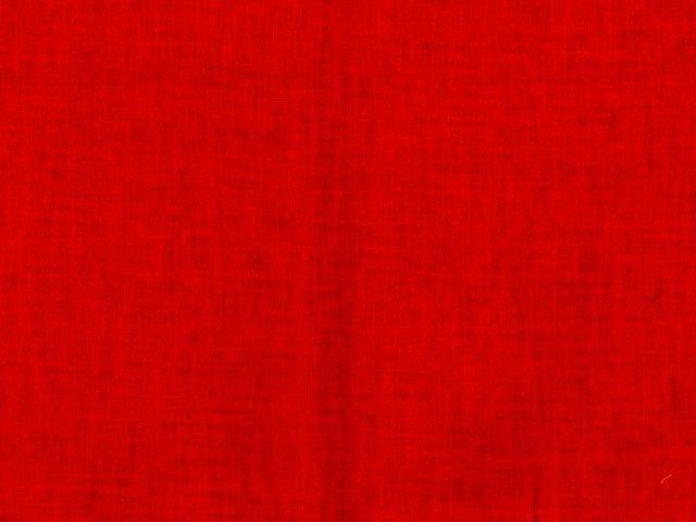SUPREME SOLIDS POPPY RED