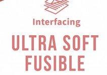 ULTRA SOFT FUSIBLE STABILIZER 3 1/2 YARD CUT