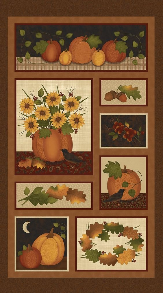 Pumpkin Patch Panel