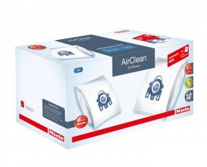 Miele GN C2/C3 3D AirClean Performance Pack (includes SF-HA50 HEPA Filter)