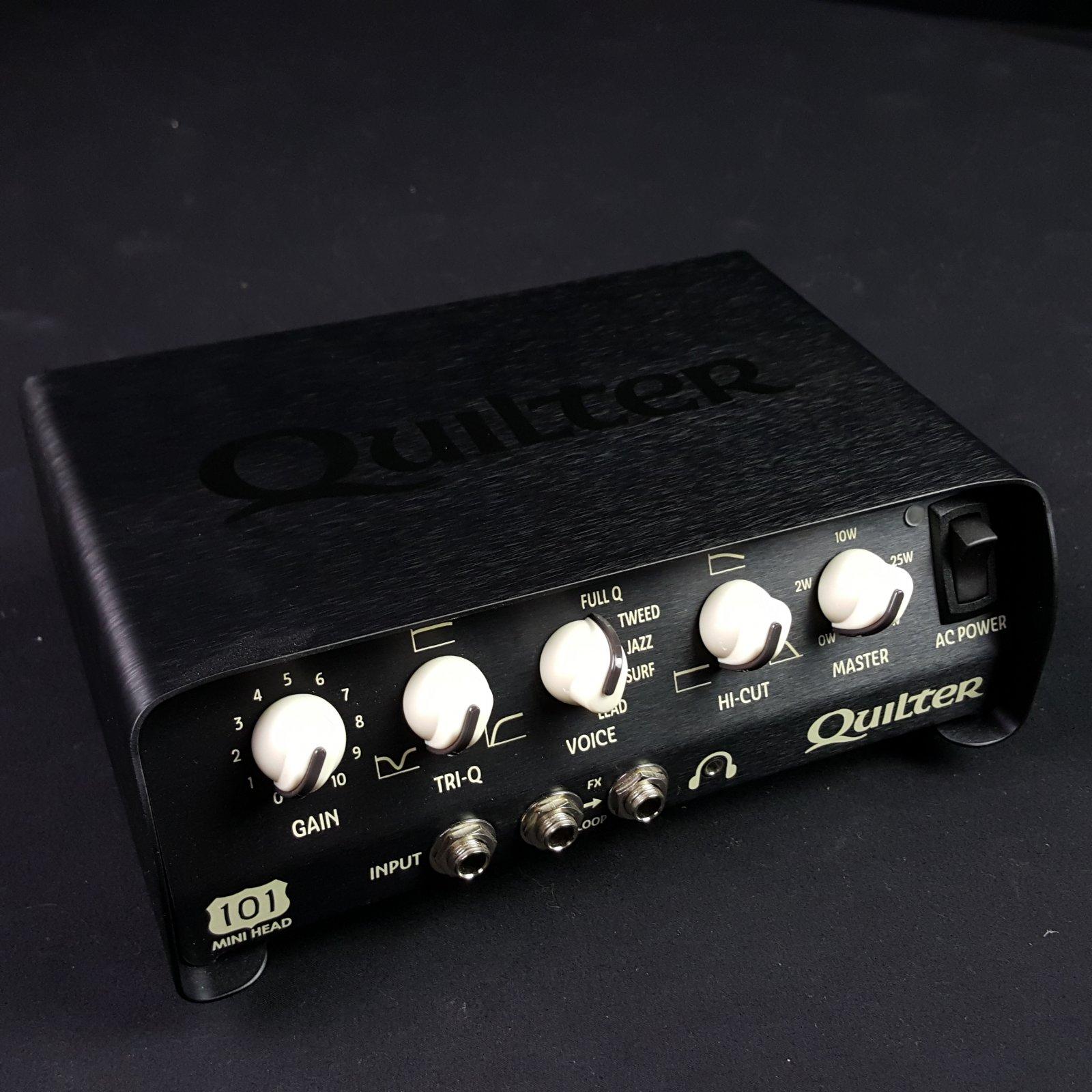 Quilter 101 Mini Guitar Amplifier Head