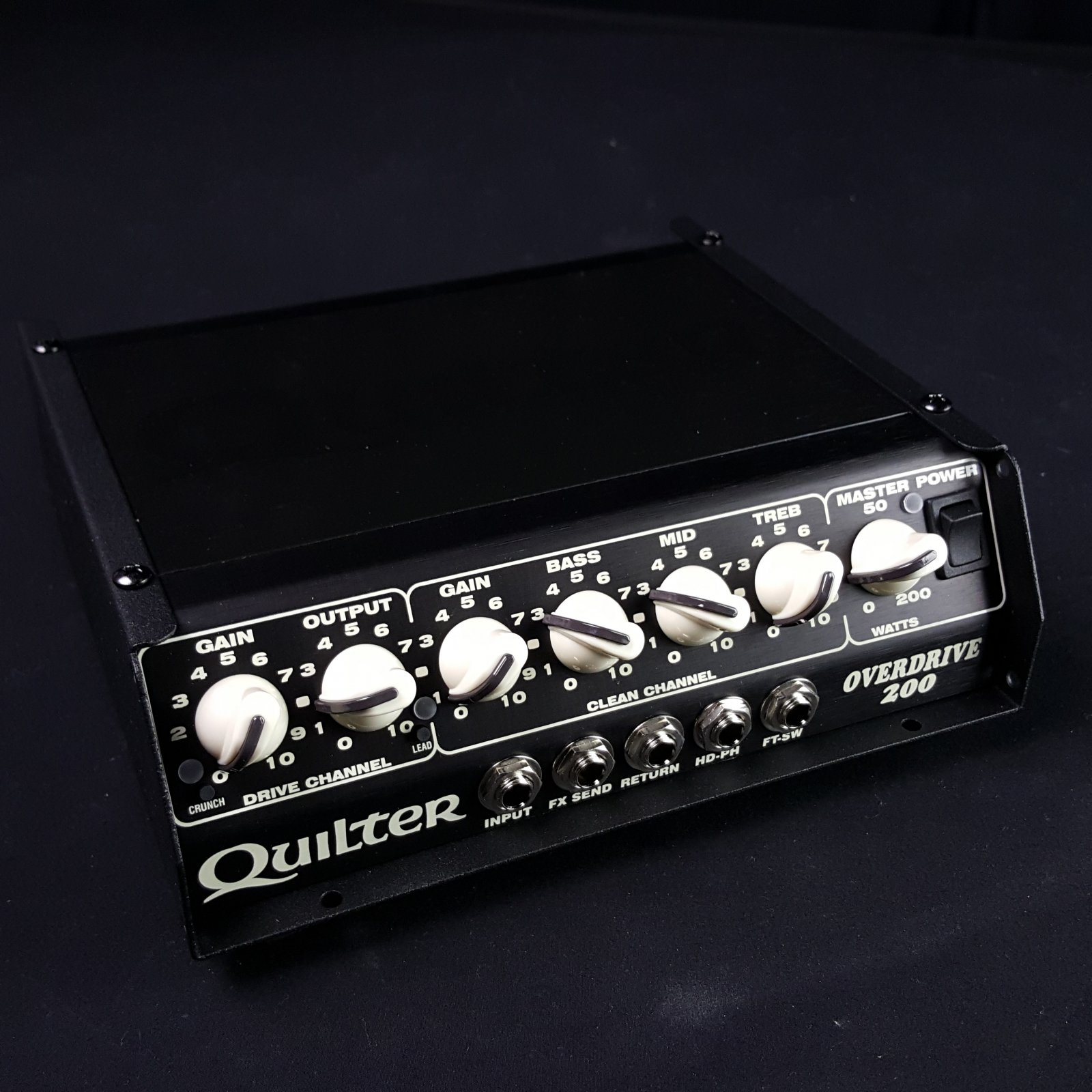 Quilter Overdrive 200 Guitar Amplifier head