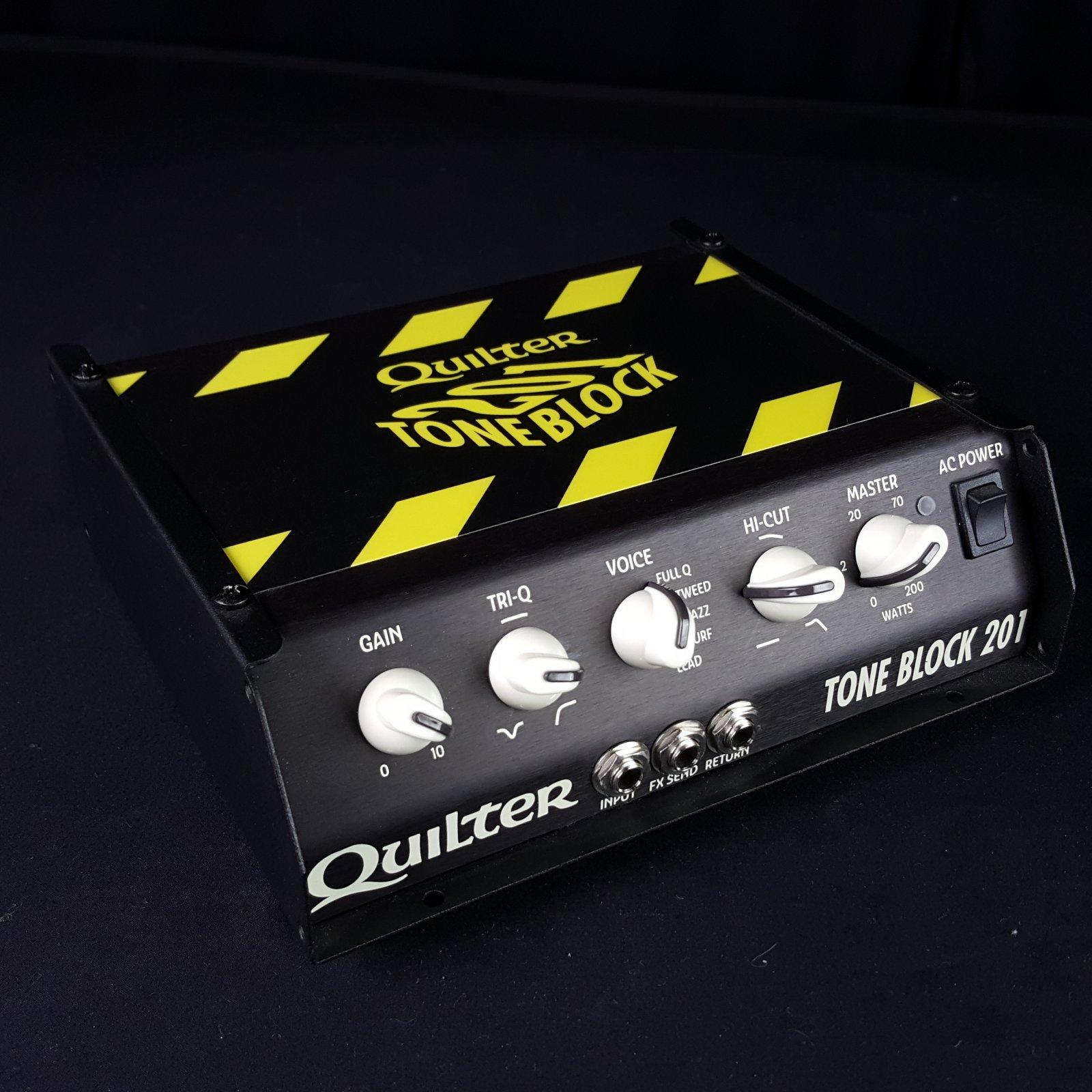 Quilter Tone Block 201 Guitar Amplifier Head Floor Model