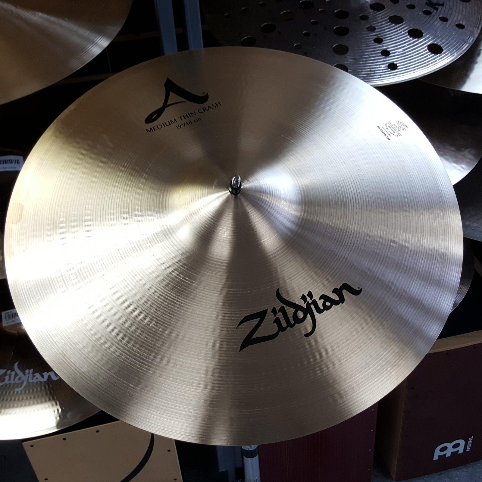Zildjian 19 A Medium Thin Crash