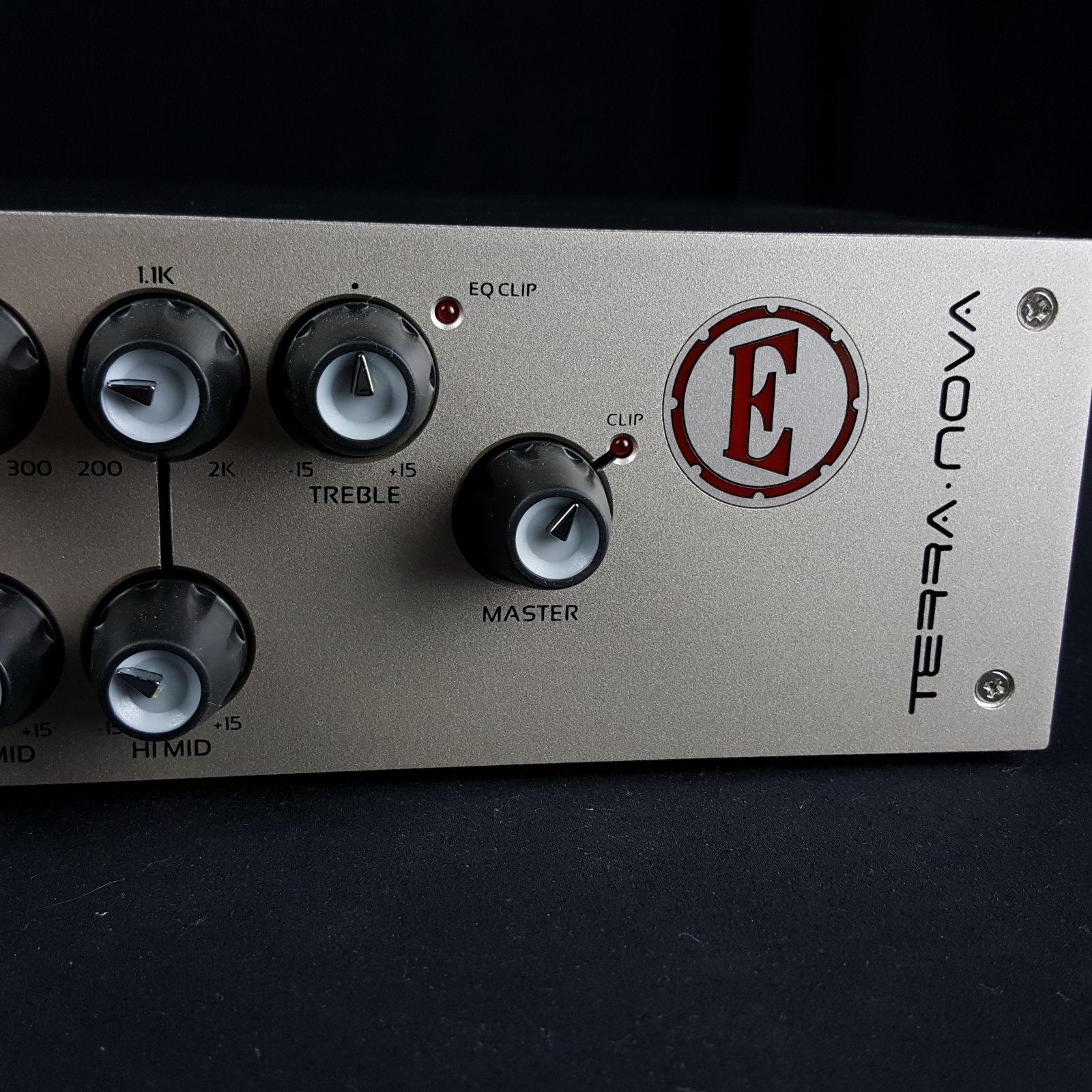 Eden Terra Nova TN226 Bass Amplifier - Display