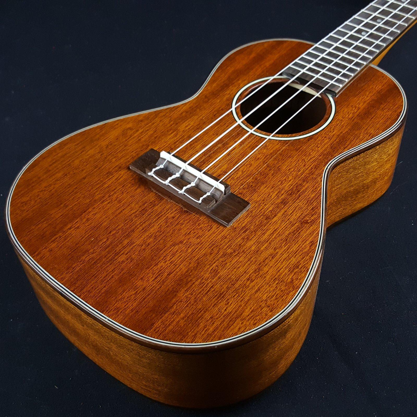 Ohana CK-35G All Solid Mahogany Concert ukulele