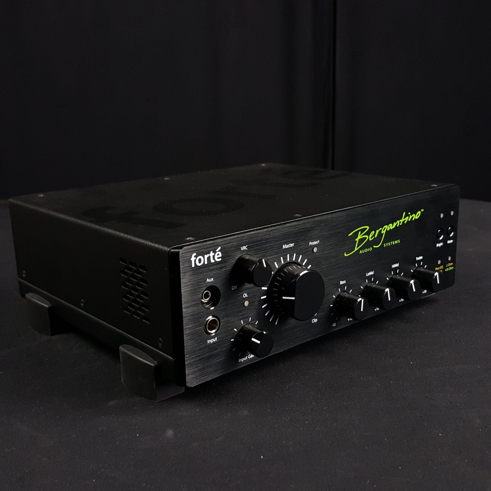 Bergantino Forte 700 Watt Digital Bass Amplifier