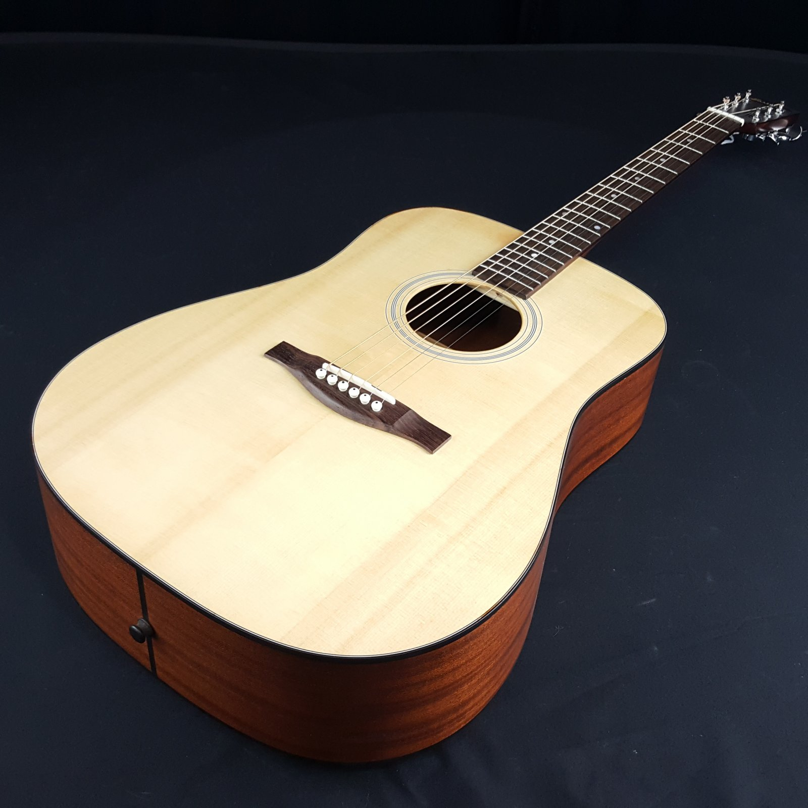 Eastman AC-DR1 Dreadnought Model Acoustic with Gig Bag