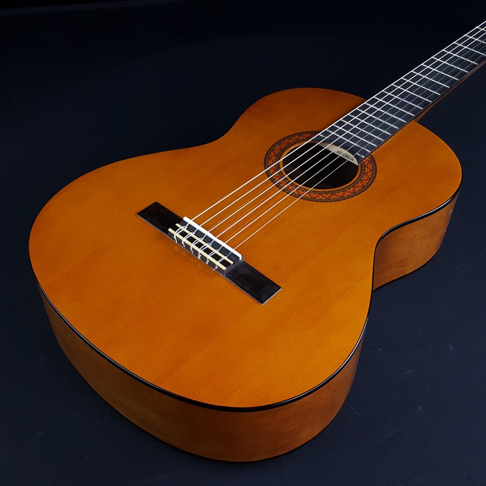 Yamaha C40II Classical Nylon String Guitar