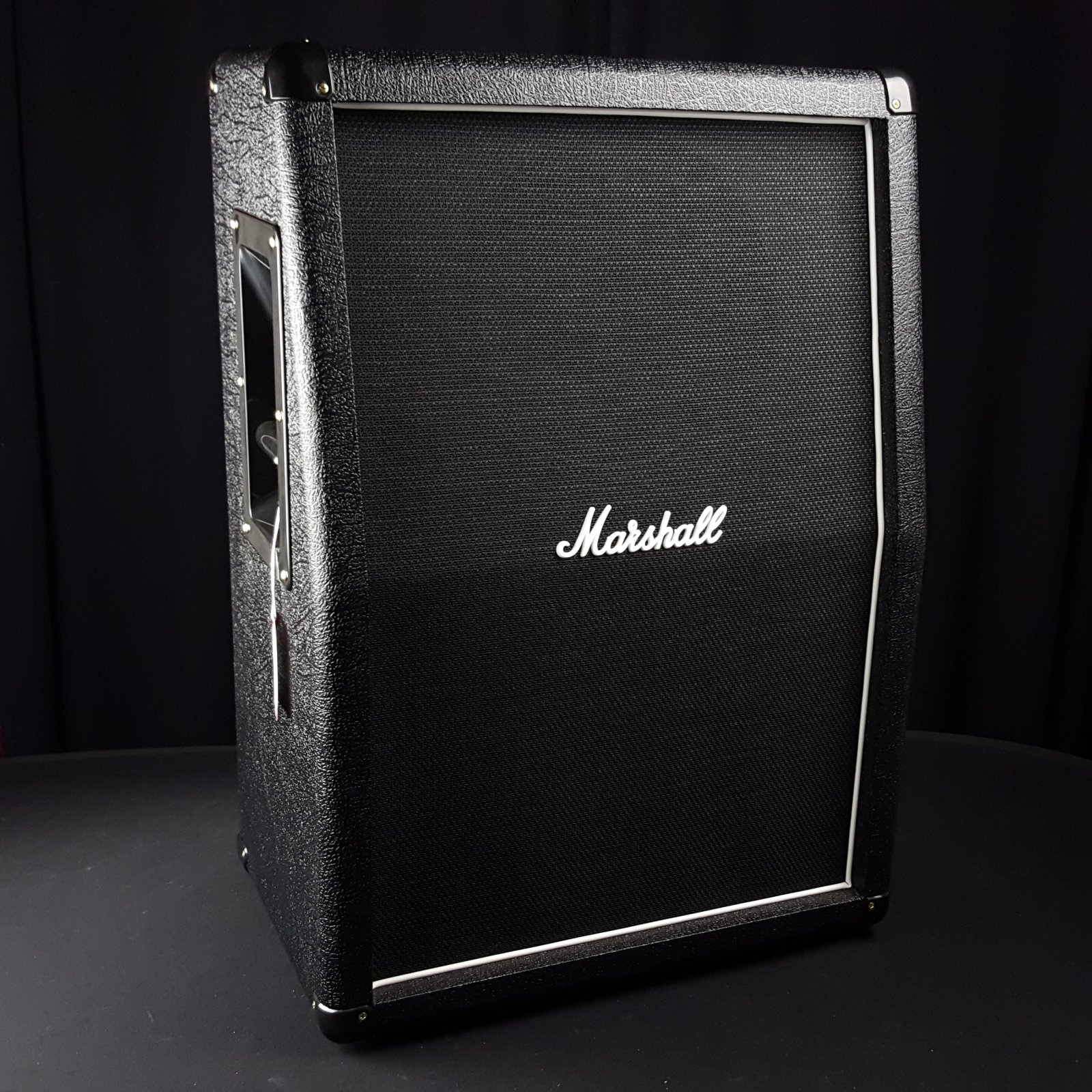 Marshall MX212A 2 by 12 Vertical Slant Guitar Speaker Cabinet