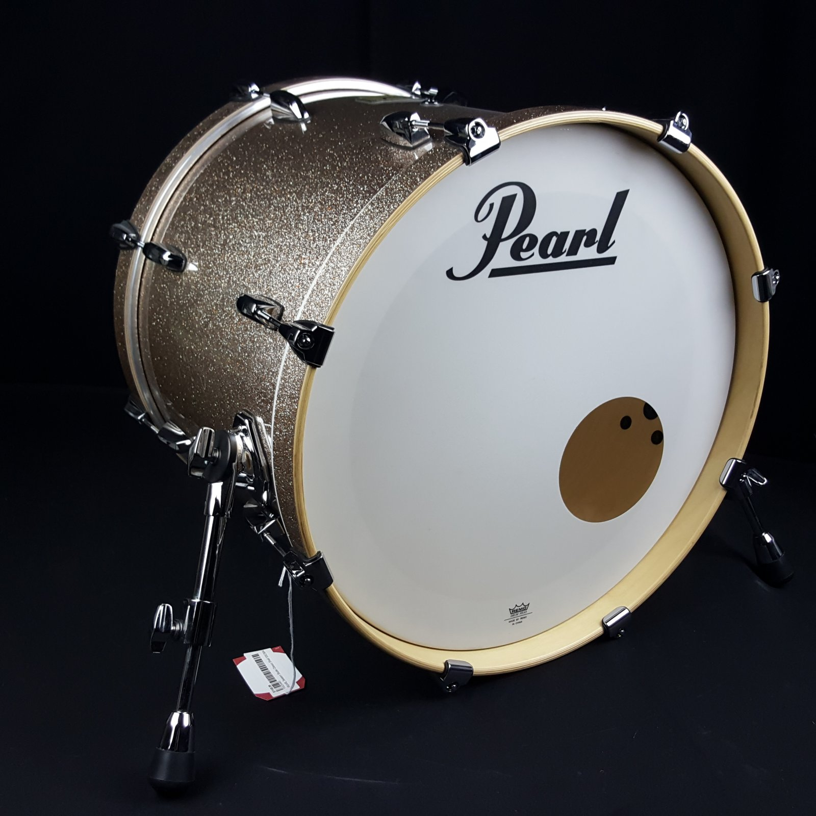 USED PEARL Session Studio Classic Shell SSC904 Kit Vintage Copper - Dealer Display