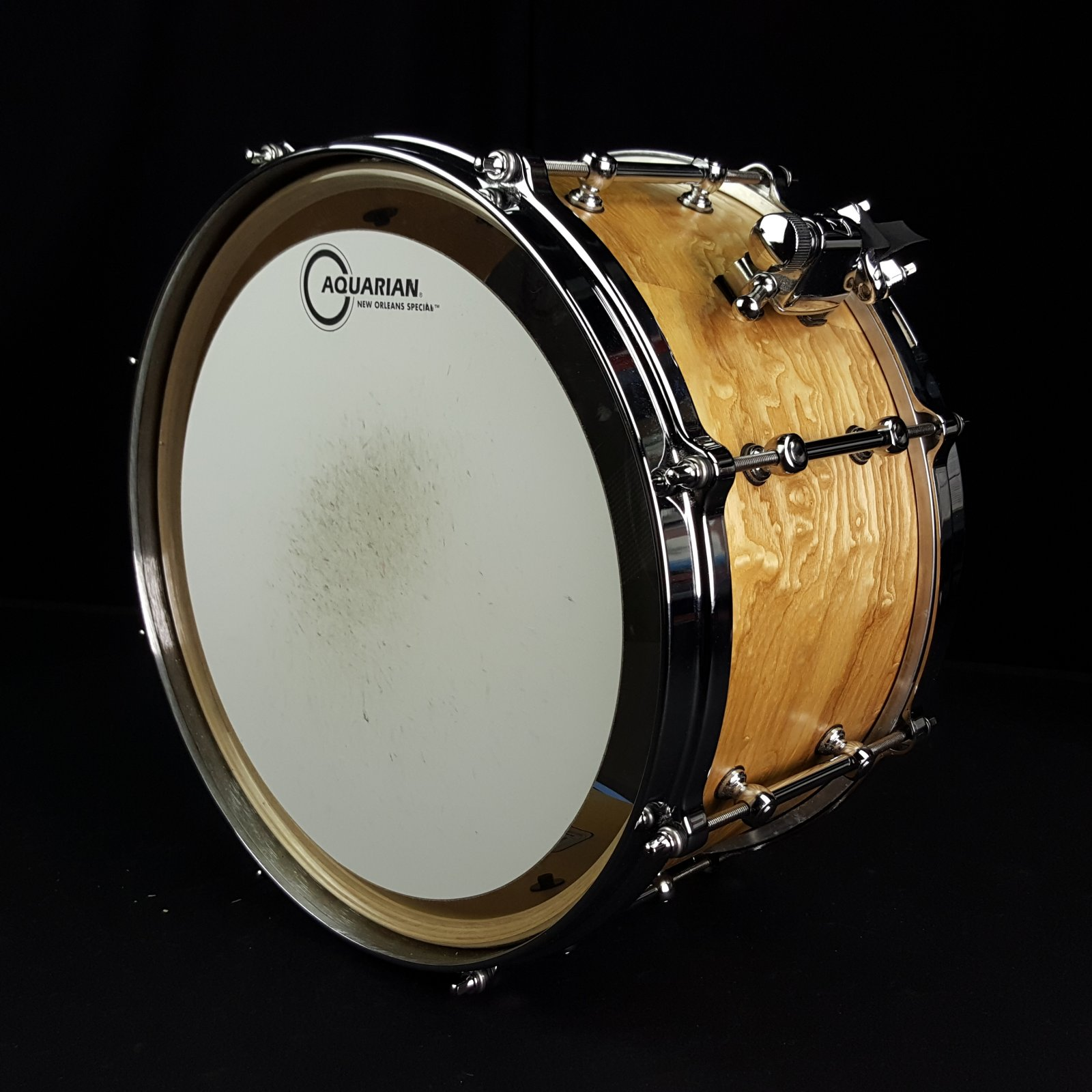 Used Tama SLP G-Maple 7x13 Snare with bag