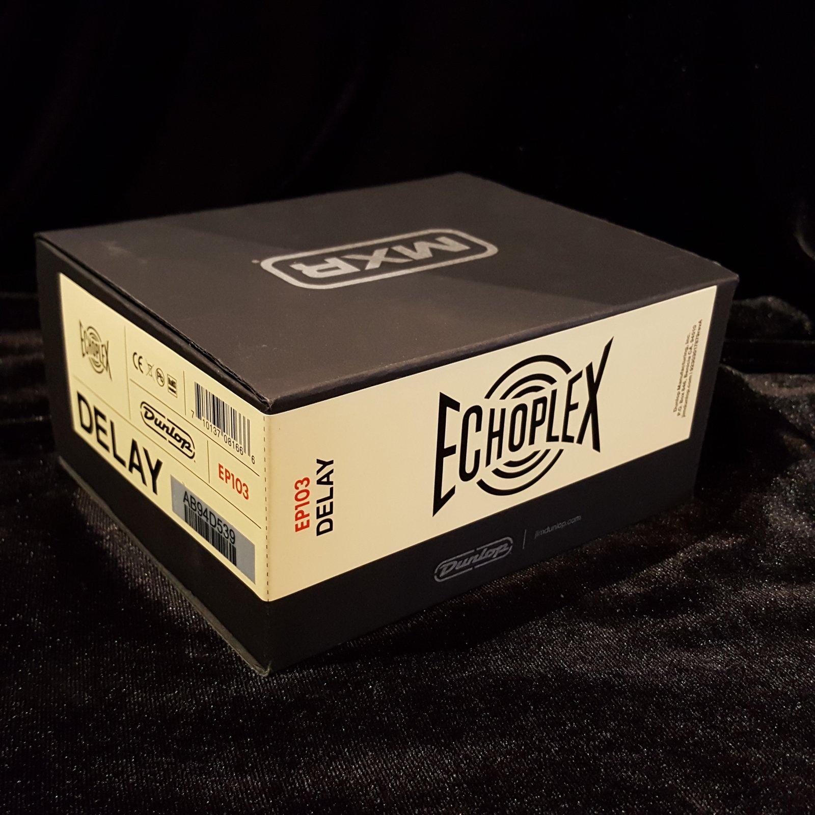 MXR EP103 Echoplex Digital Delay Effects Pedal