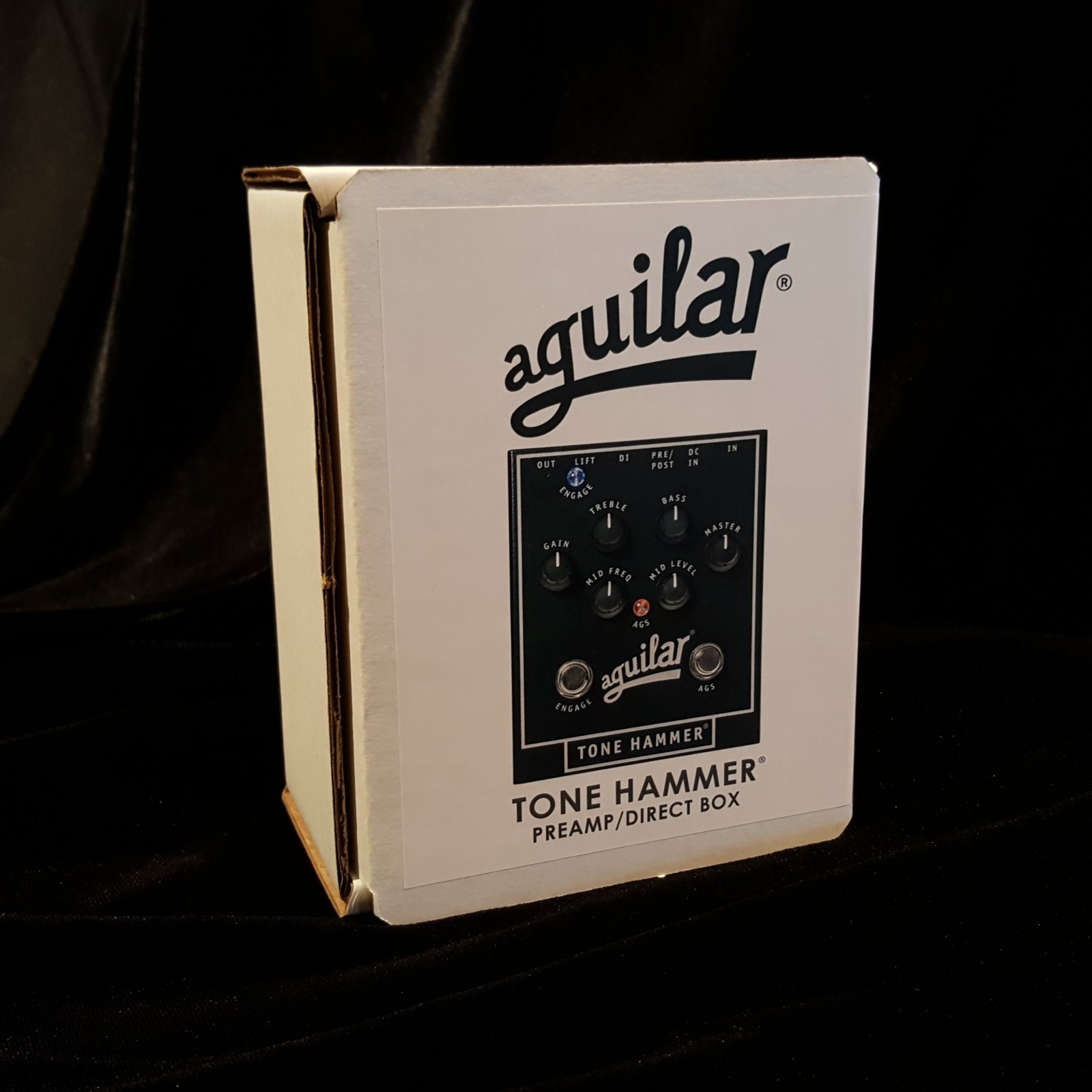 Aguilar Tone Hammer Preamp / Direct Box Pedal