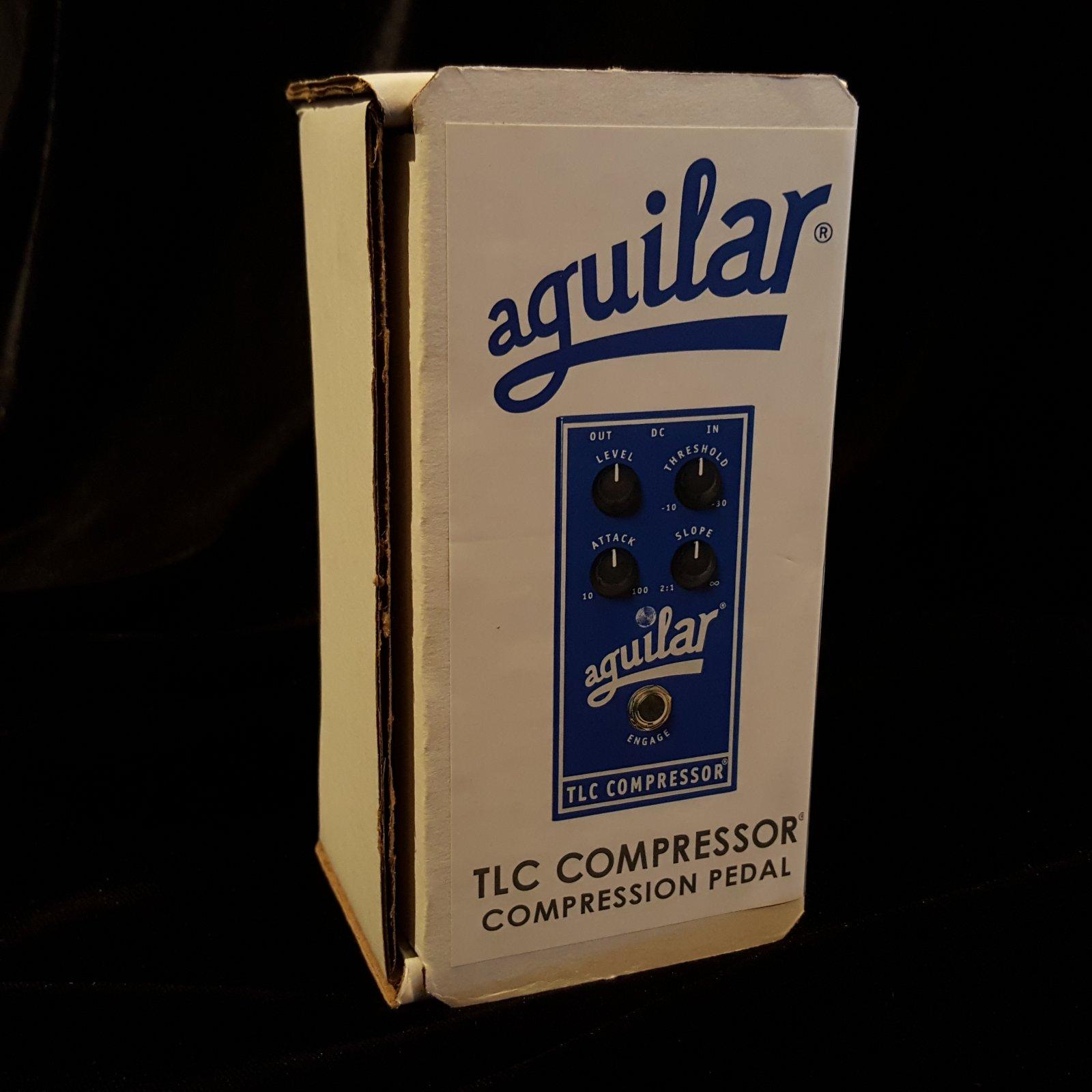 Aguilar TLC Compressor Pedal