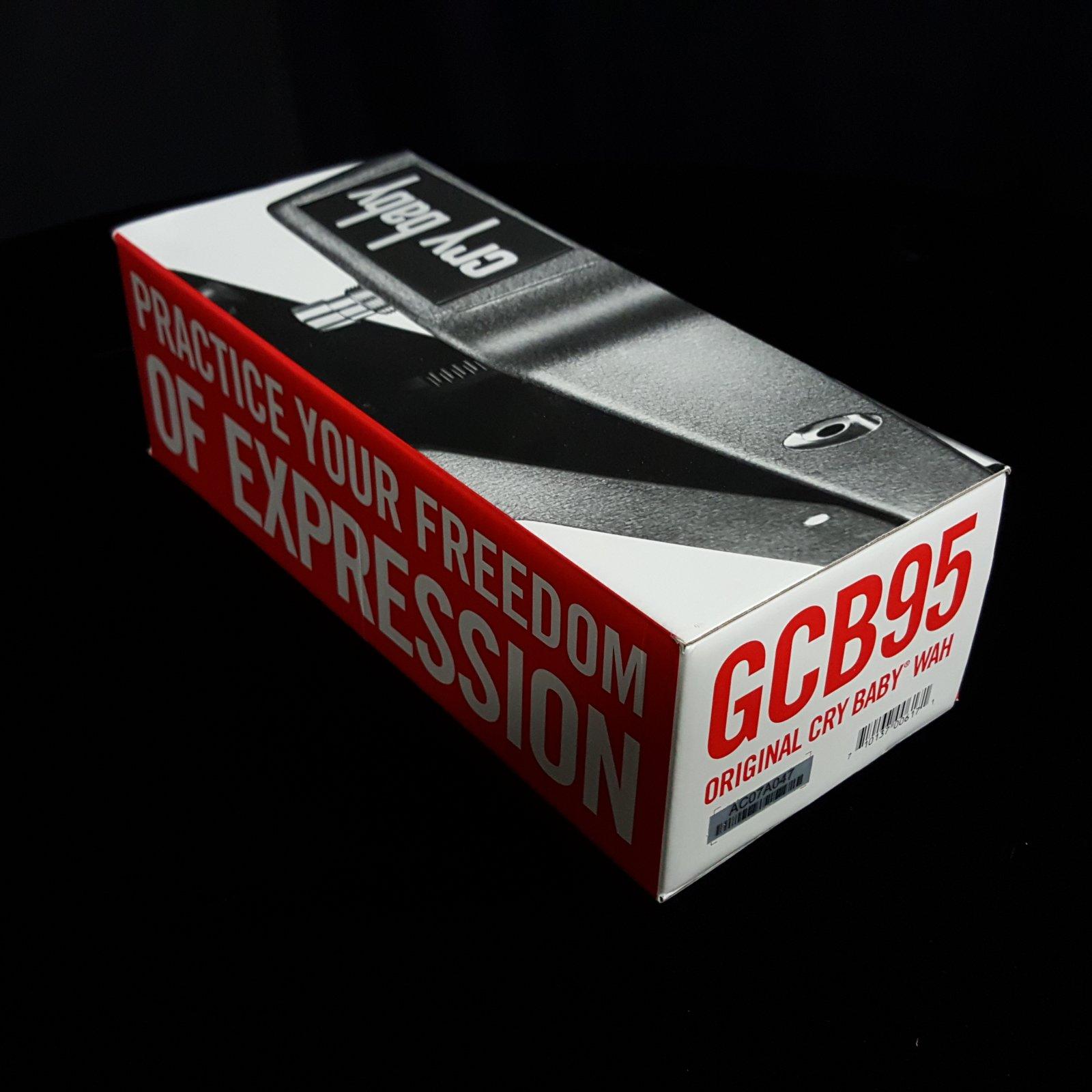 Dunlop Original Crybaby GCB95