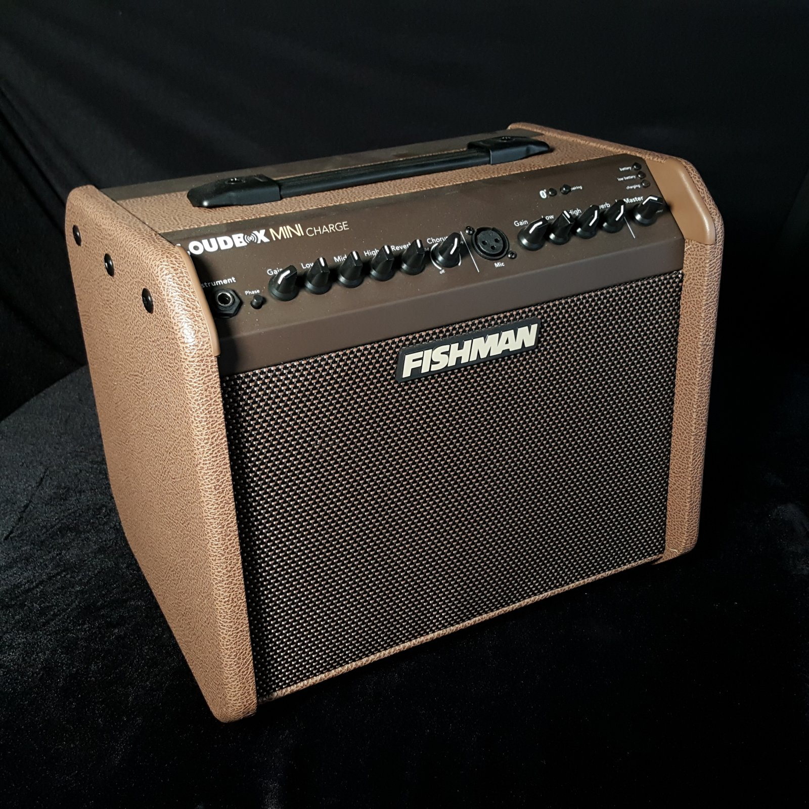 Fishman Loudbox Mini Charge Rechargeable Acoustic Amp