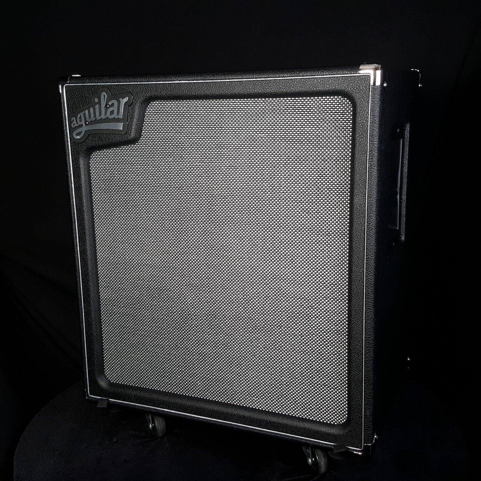 Used Aguilar SL410x 4ohm 4 x 10 Cabinet