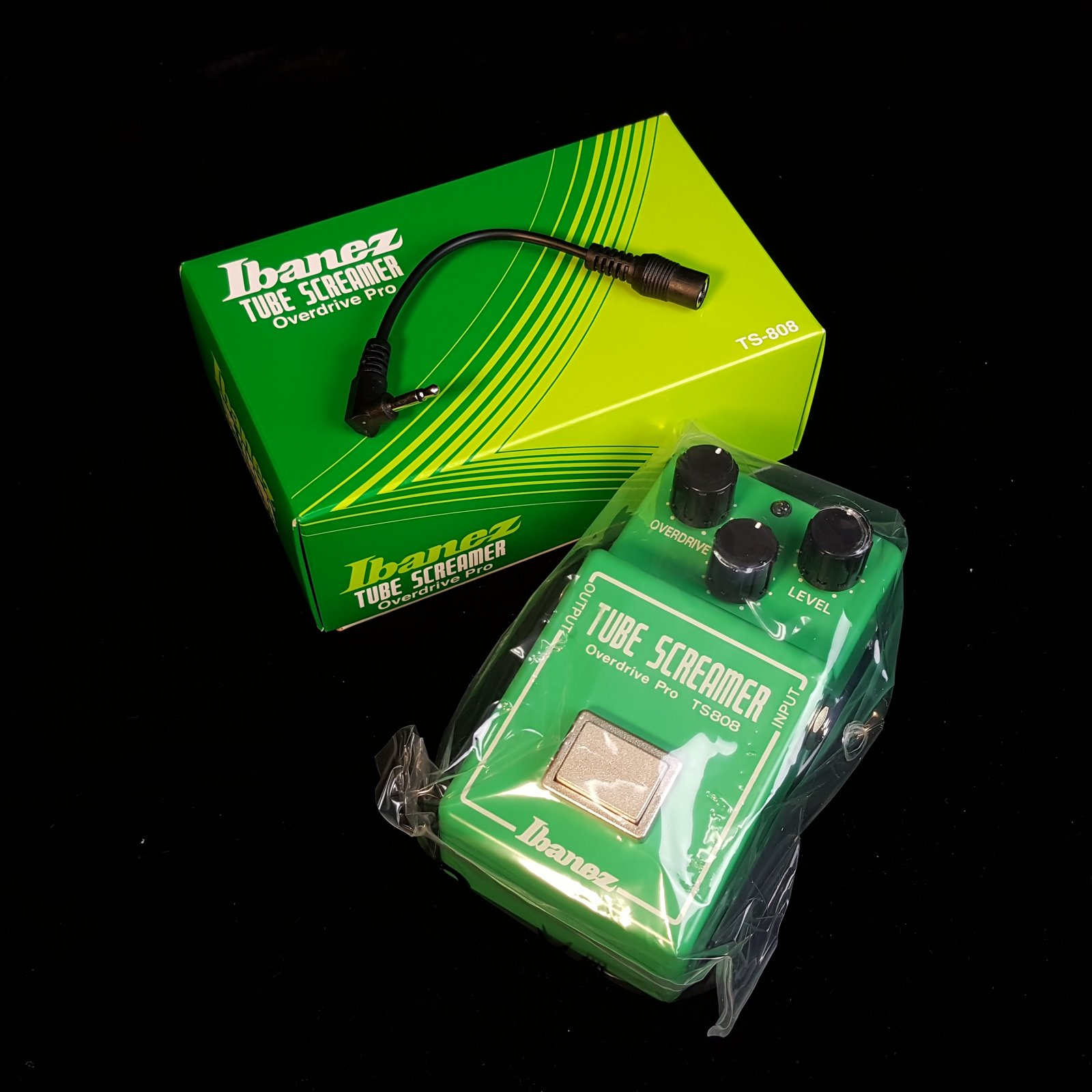 Ibanez Tube Screamer Overdrive Pro TS-808