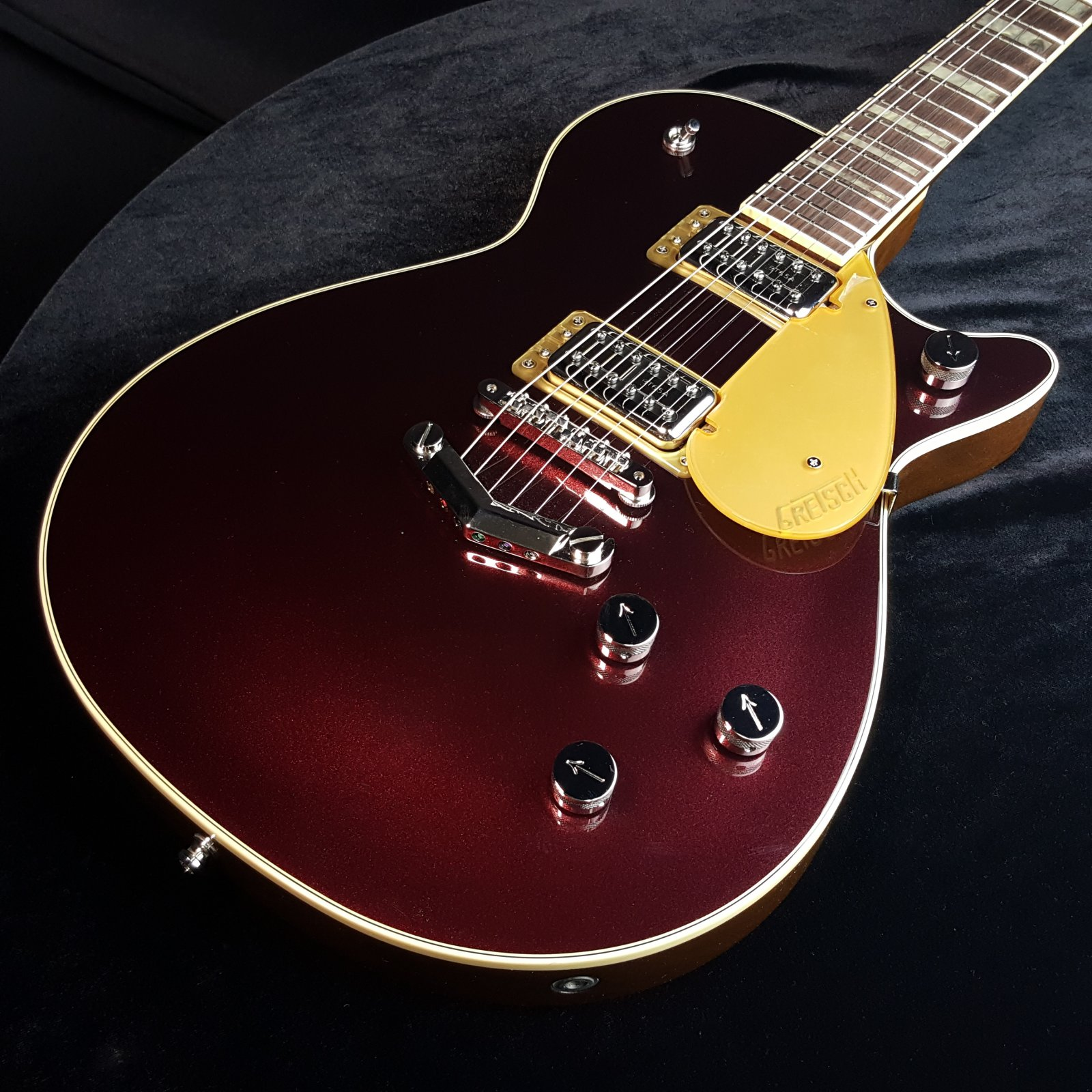 Gretsch G6228 Player's Edition Jet Dark Cherry Metallic 2018