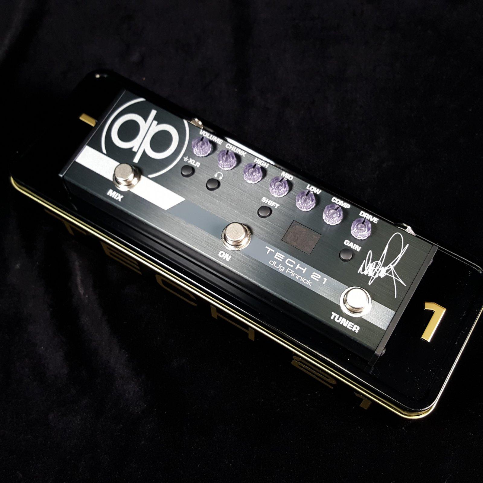 Tech 21 Dug Pinnick Signature Bass Pedal DP-3X