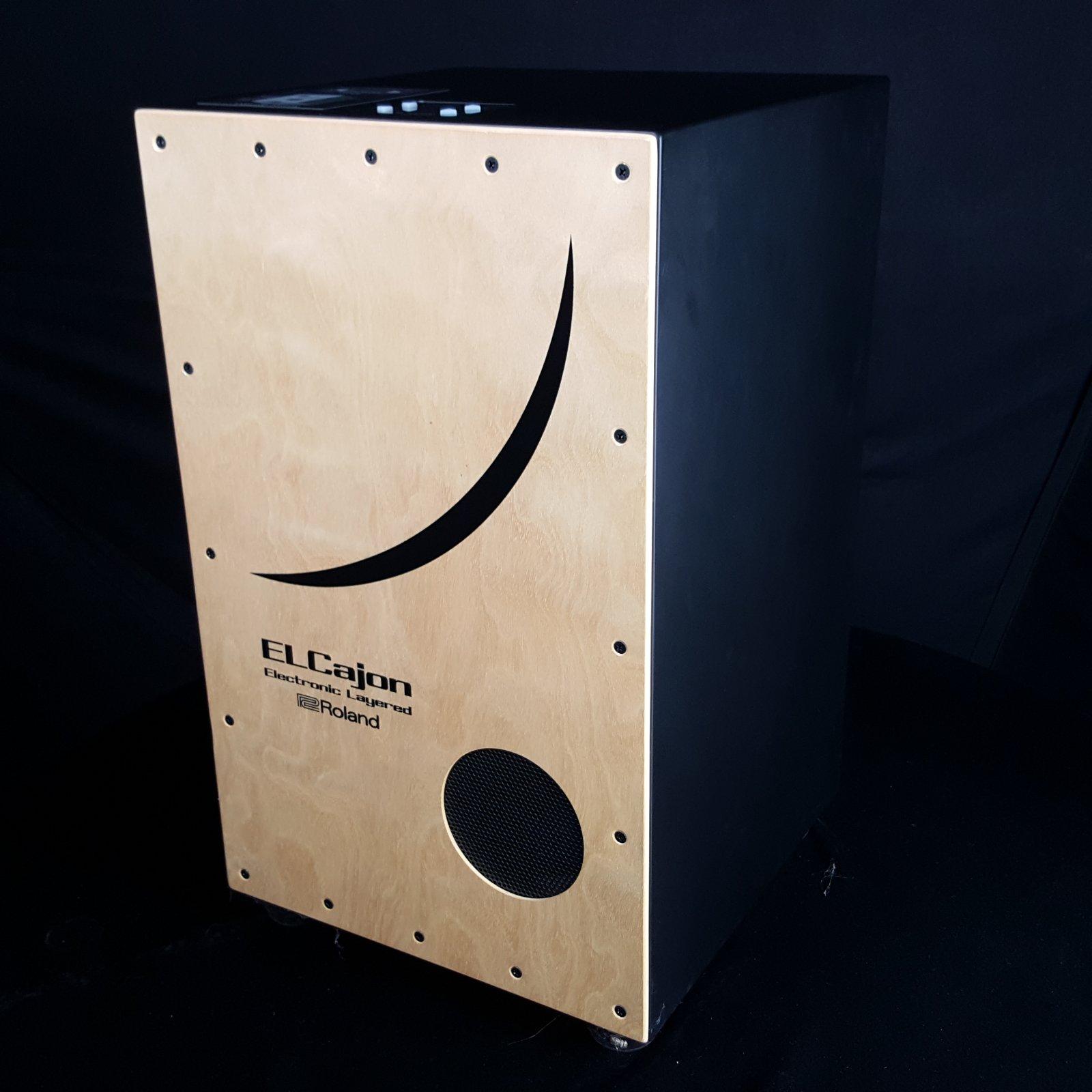 ROLAND EC-10 El Cajon Acoustic Electriconic Cajon