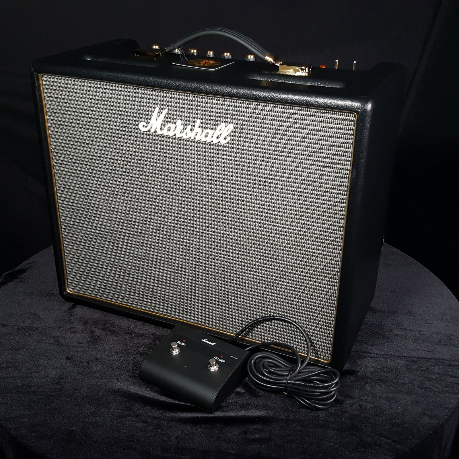 Marshall Origin 1 x 10 20C 20 Watt Tube Electric Guitar Combo Amplifier