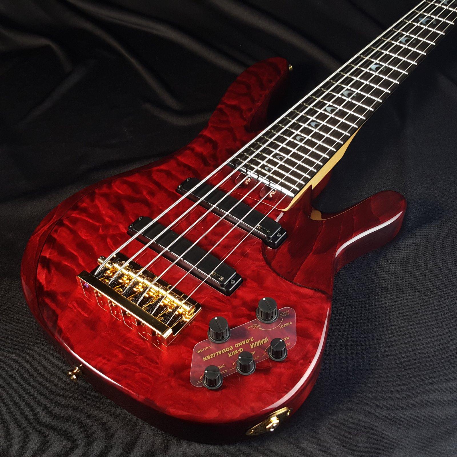 Yamaha  6 String John Patitucci Signature Bass with Hard Case TRBJP2