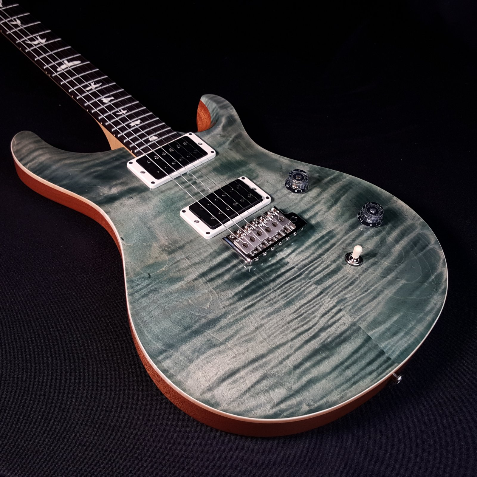 Paul Reed Smith PRS CE 24 Bolt-on Trampas Green with Bag
